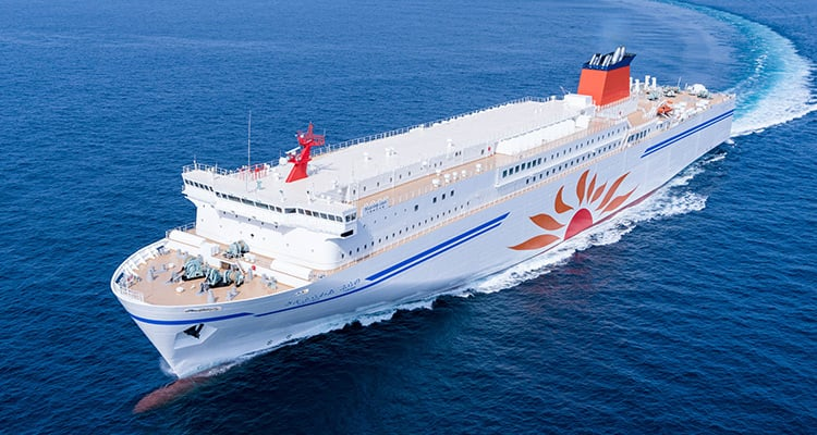 MOL Ferry Co , Ltd