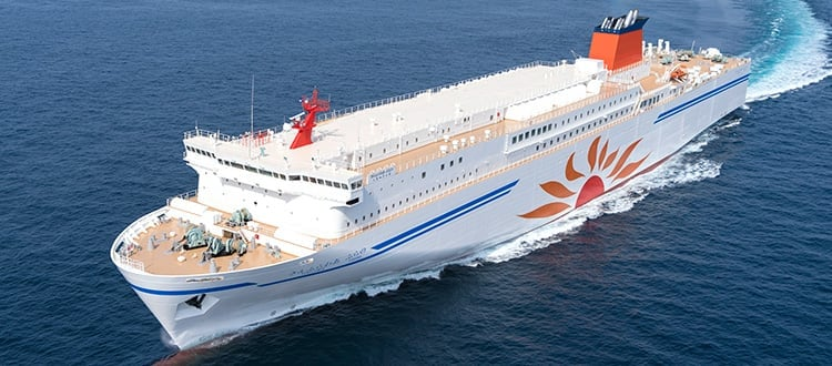 商船三井フェリー | 運賃・割引
